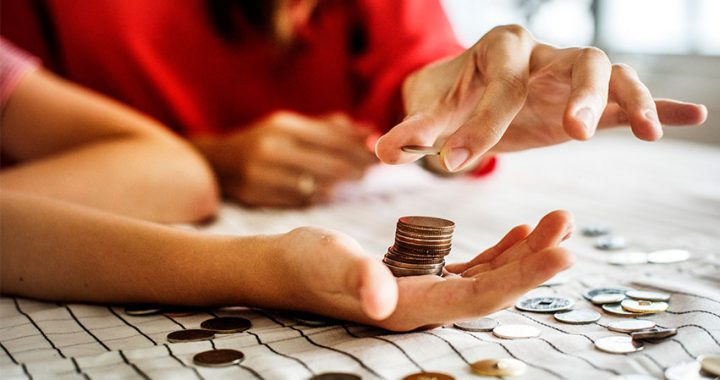 counting coins 720x380 - It's All on You: Small Habits Which Have Big Impacts on Your Finances
